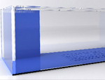 ACRYLIC TANKS- are used often in sheet form as a lightweight or shatter-resistant alternative to glass.