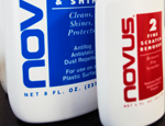 NOVUS CLEANERS AND POLISHES