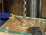 Acrylic Drilling Drillbit